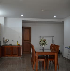 3 bedrooms apartment w/ Mekong view - Can Tho - Apartment