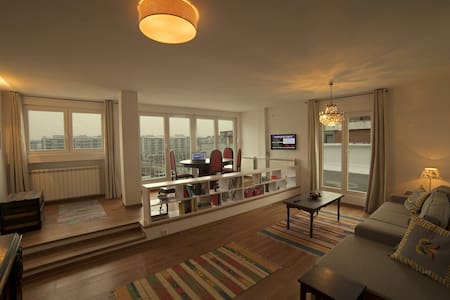 Arena Penthouse Superior Blue - Belgrado - Appartamento