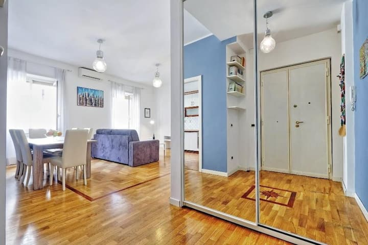 Lidia-Lovely, bright 3br in Appio Lat. area, Rome - 09e36498
