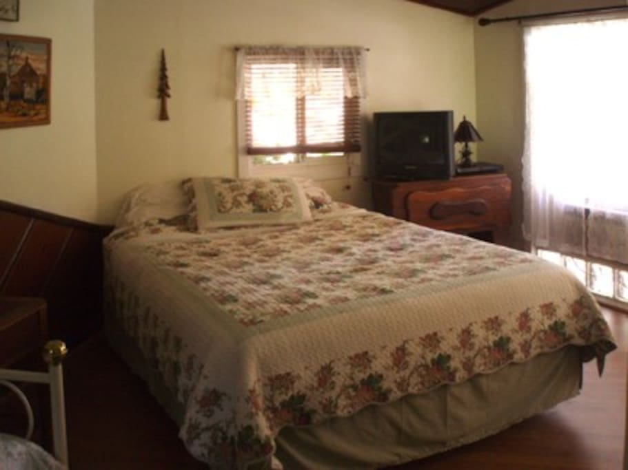 Bed 1 size Queen