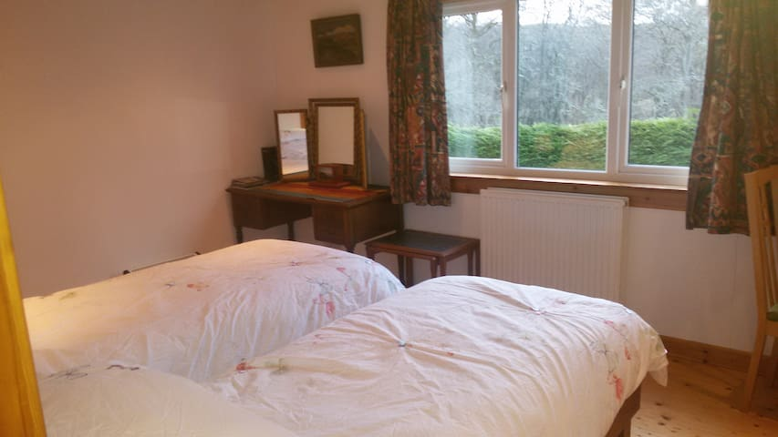 Familly home,  seperate accomodation . - Oban - House