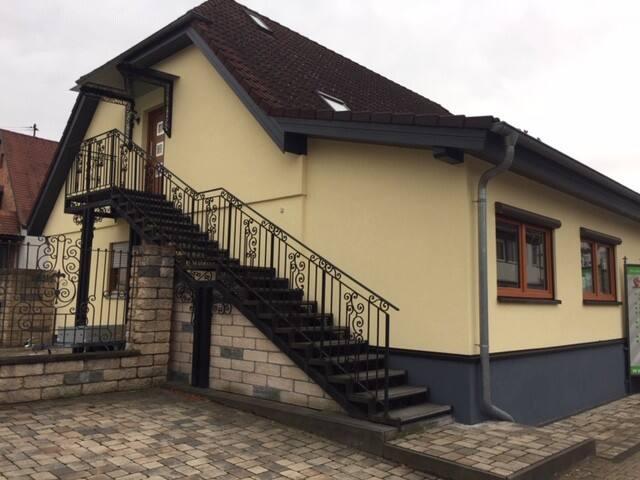 Exklusive und großzügige Wohnung in 74821 Mosbach