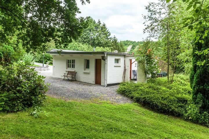 Maison de vacances moderne à Bohon près du lac