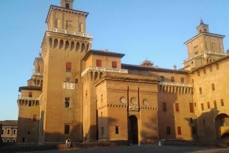 Luxury in the most beautiful palace of Ferrara. - Ferrara - Apartment