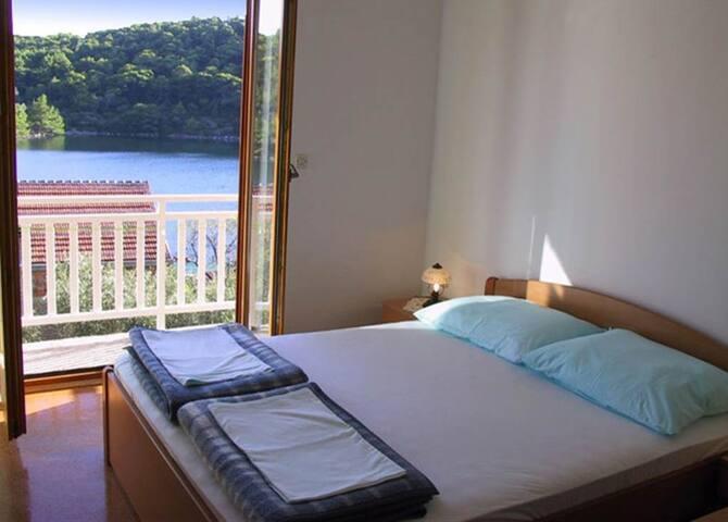 Agava Basic Room in Soline,NP Mljet - Zaton