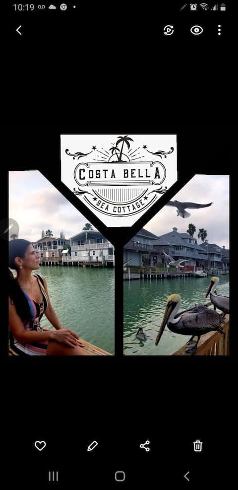 Costa Bella Sea Cottage