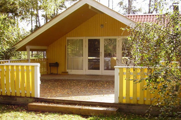 Attractive Holiday Home in Rødby with Roofed Terrace