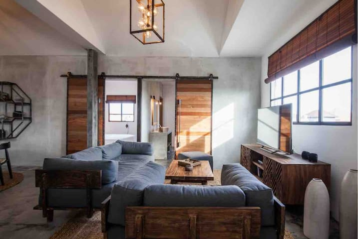 Brand New Architect Appartment In Canggu