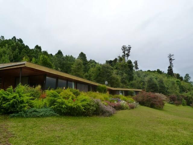 Maravillosa casa Lago Rupanco, Sur de Chile (4)