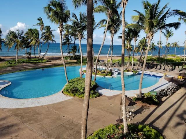 Beachfront Luxury Villa 1BR@Villa Celeste, Rio Mar