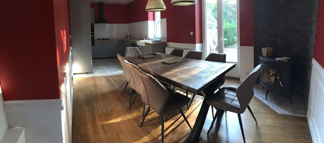 La maison de Céline