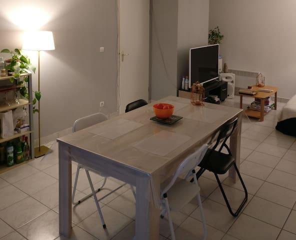 Appartement agréable - Châteauroux - Apartamento