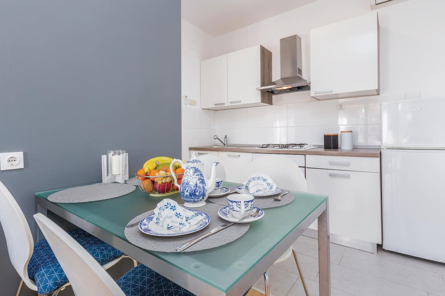 Holiday apartment with 1 bedroom on 29m² in Porec