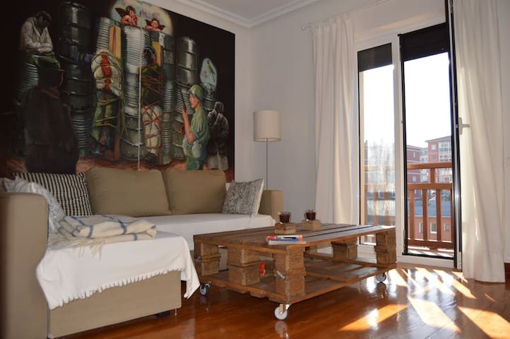 Charming & cozy apartment - San Sebastian - Apartment