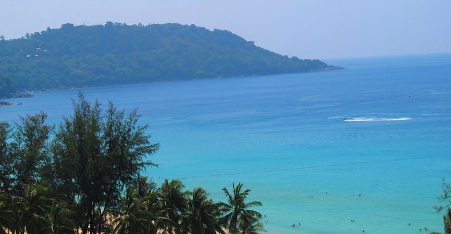 Best Beach and Sea Views on Kata Noi Beach