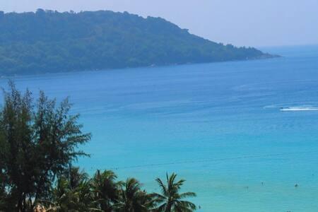 Best Beach and Sea Views on Kata Noi Beach