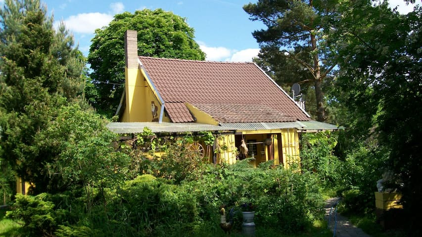 ferienhaus nahe Tropical , Lübben - Schönwald - Rumah