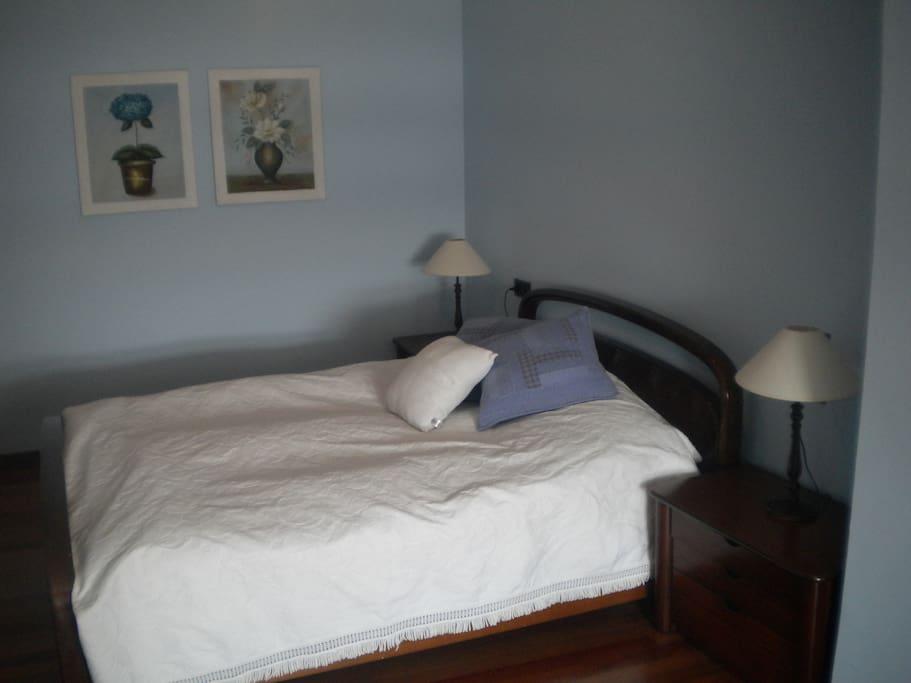 dormitorio orientado al este