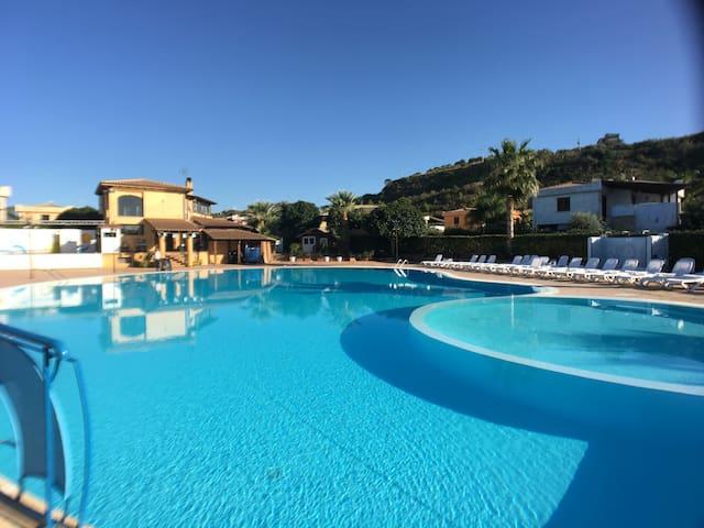 Mareluna Villa 3 - Sicilia - Lägenhet