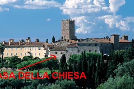 Canonica del Castello - Marsiliana