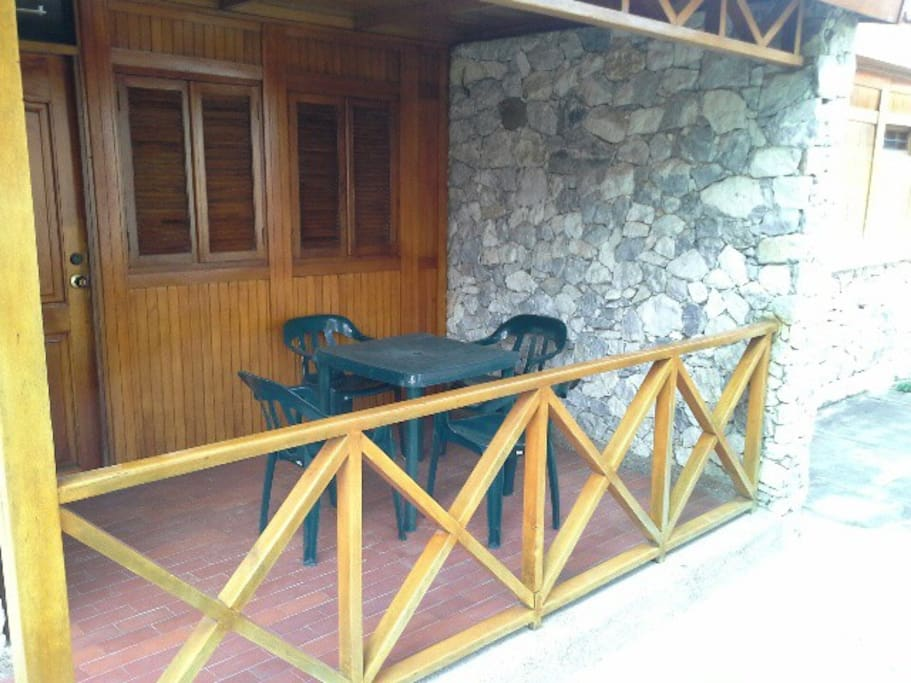 Rent cabin in Santa Marta for 5