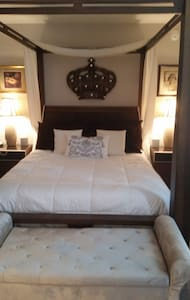Luxurious master with en suite bathroom/workspace - Wesley Chapel - Casa adossada
