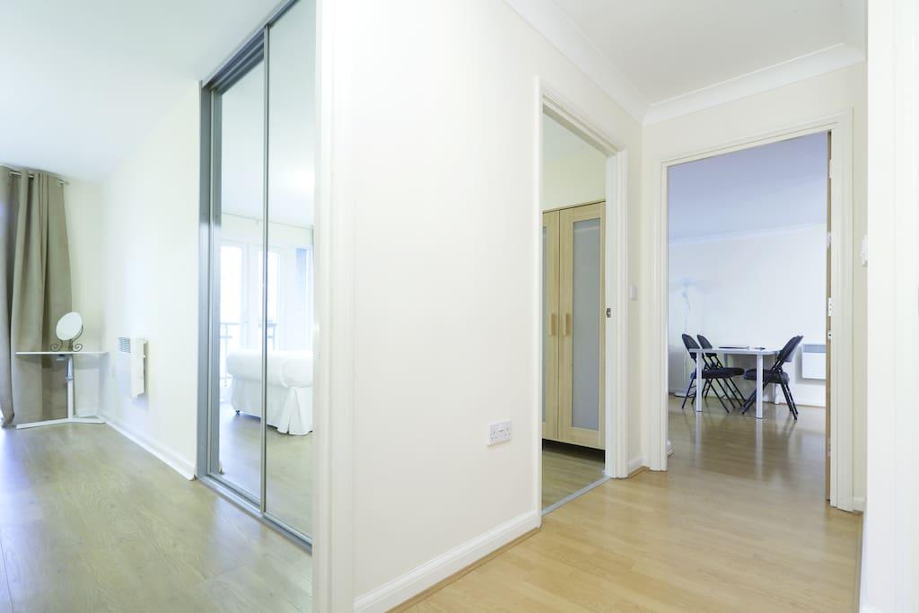 Apartment 20 Hallway