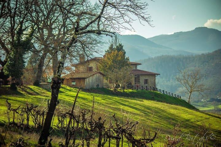 La Toscana che voglio! Il Convivio - Arezzo - Villa
