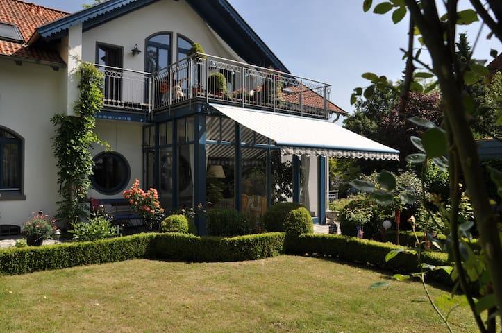 Ruhig, zentr. gelegene Gästewohnung - Buxtehude - Apartament