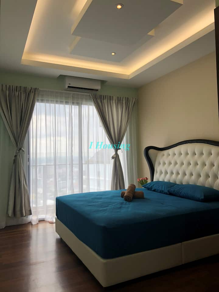 Silverscape 2907 Melaka Home Stay By I Housing