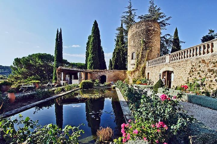 Paradies in der Provence - Vaugines - Villa