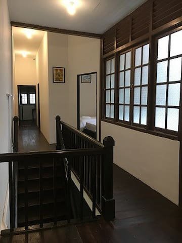 Double Room at Khim's Herritage Home - George Town - Casa