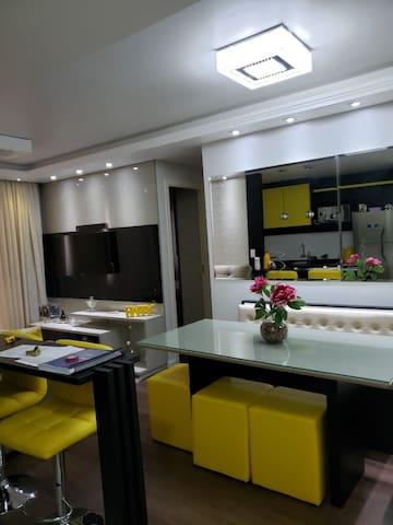 Apartamento com 2 quartos no Vitacce Giana