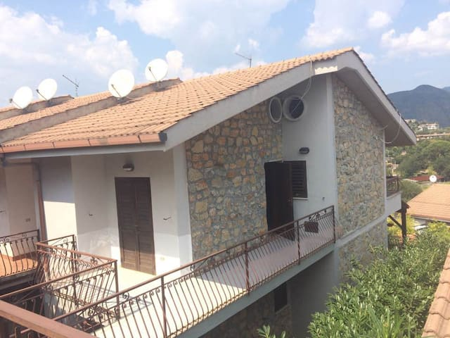 Casa vacanze Scario - Contrada crocefisso - Appartement
