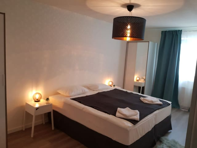 Sunny Relax Flat with 2Bedrooms