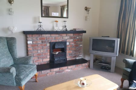 2 bedroom holiday home tramore - tramore - House