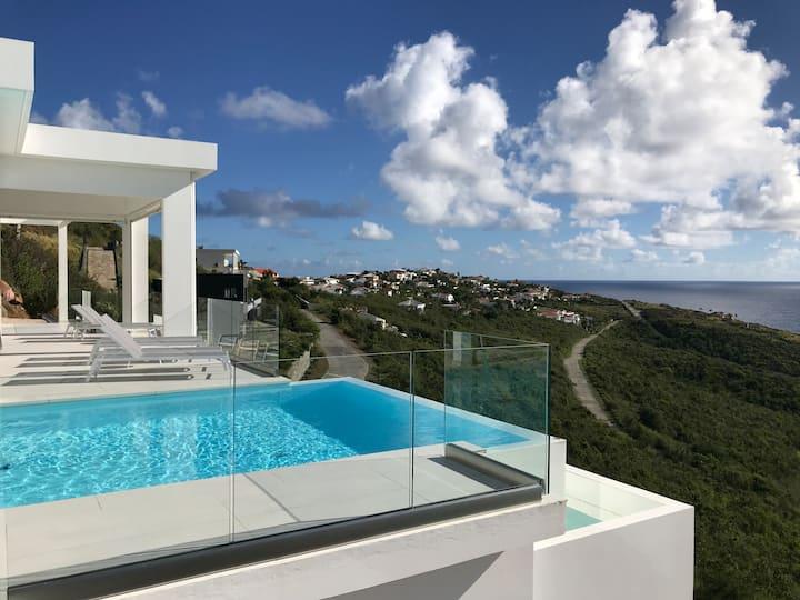 """""""Villa Le Point"""" c'est 580 m2 de Design Moderne !!"""