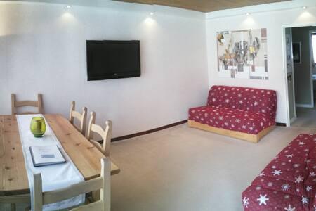 Ski Bedroom (Max 4) in Courchevel Moriond 1650 - Courchevel - ที่พักพร้อมอาหารเช้า