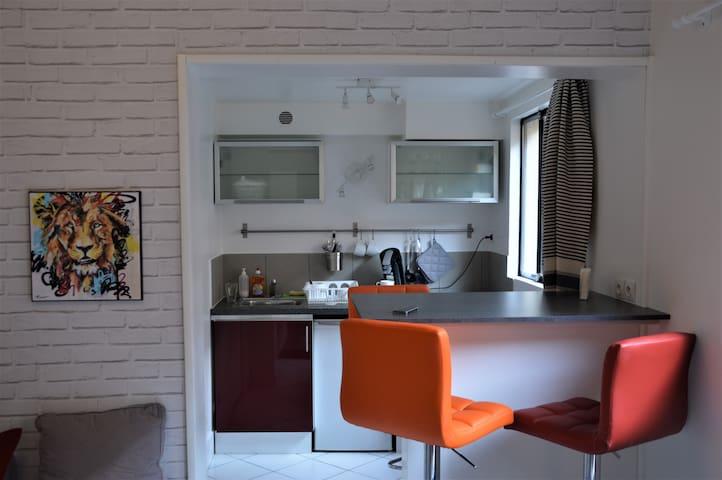 2 pièces 28 m2 Montreuil limite Paris - Montreuil - Apartamento