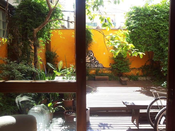 Amazing Studio - individual garden