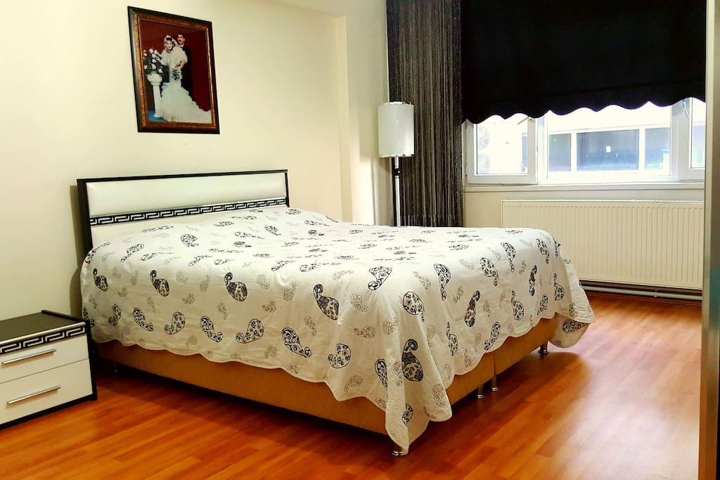 Yatak odası ebveyn .
