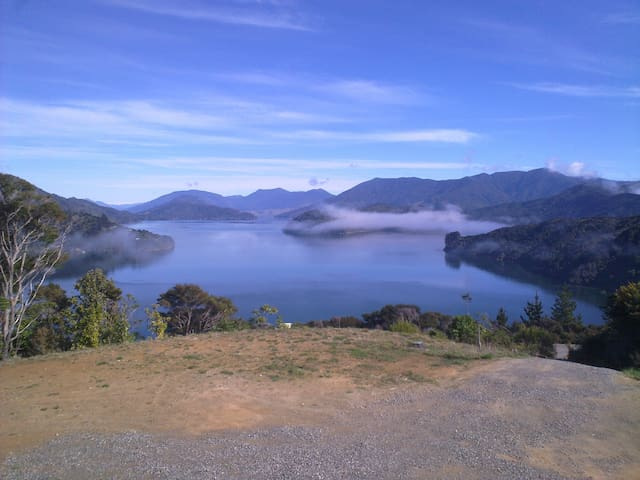 PORTAGE HEIGHTS MARLBOROUGH SOUNDS  - Picton - Departamento
