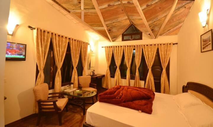 Superior Room-Green Oak Resort Gehna Mukteshwar Nainital Uttarakhand