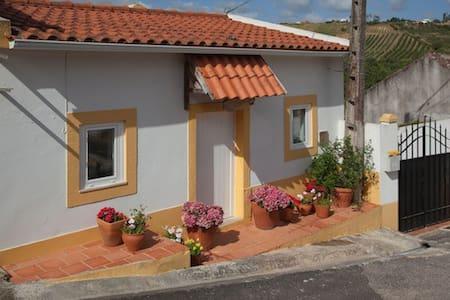 La Casita, A Dos Negros, Óbidos, Portugal - A dos Negros - Huis