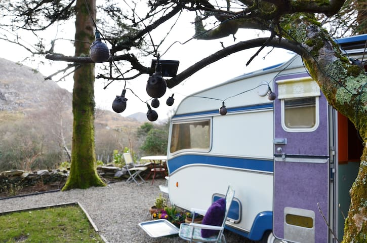 Chez Shea-  vintage glamping   - Lauragh - Camper/RV