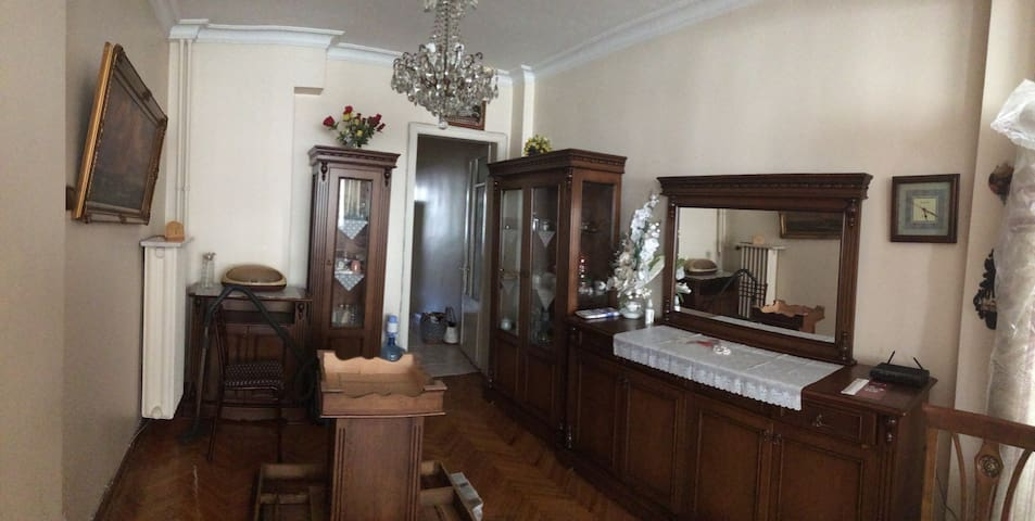 Central location flat at Osmanbey - İstanbul - Apartment