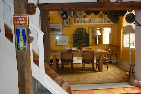 Pretty cottage in lovely Normandy - Teurthéville-Bocage