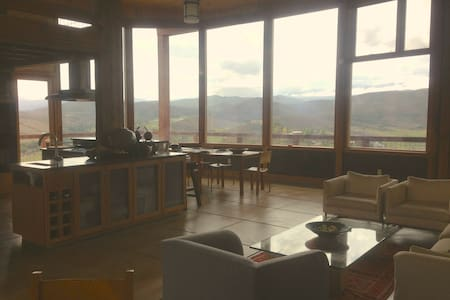 Home w/panoramic views (entire 4/3) - Snowmass - Haus