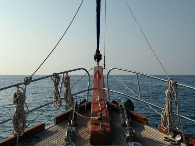 "Beautiful ""Gulet"" sailing yacht"