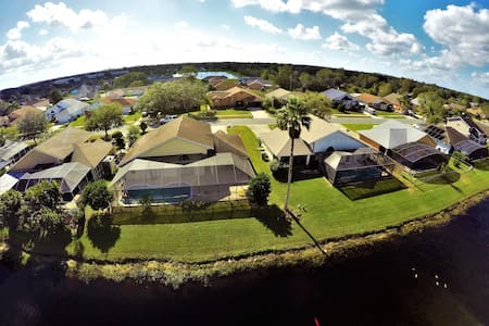 Wonderful Family Oriented Home in Lovely Kissimmee